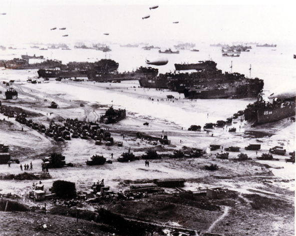 The Battle of Normandy