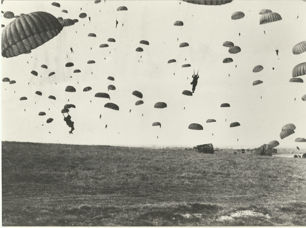 82nd Airborne Division in the Netherlands