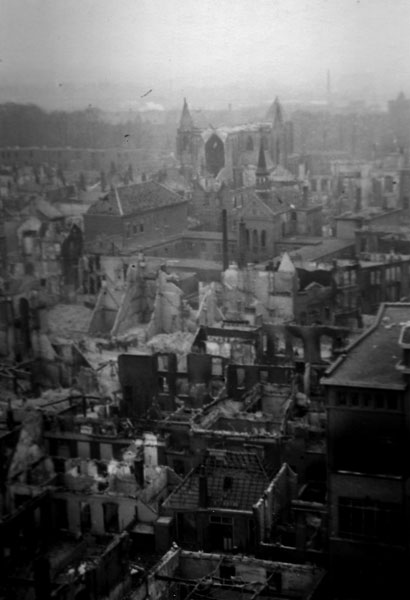 Image result for Nijmegen bombing 22 february 1944