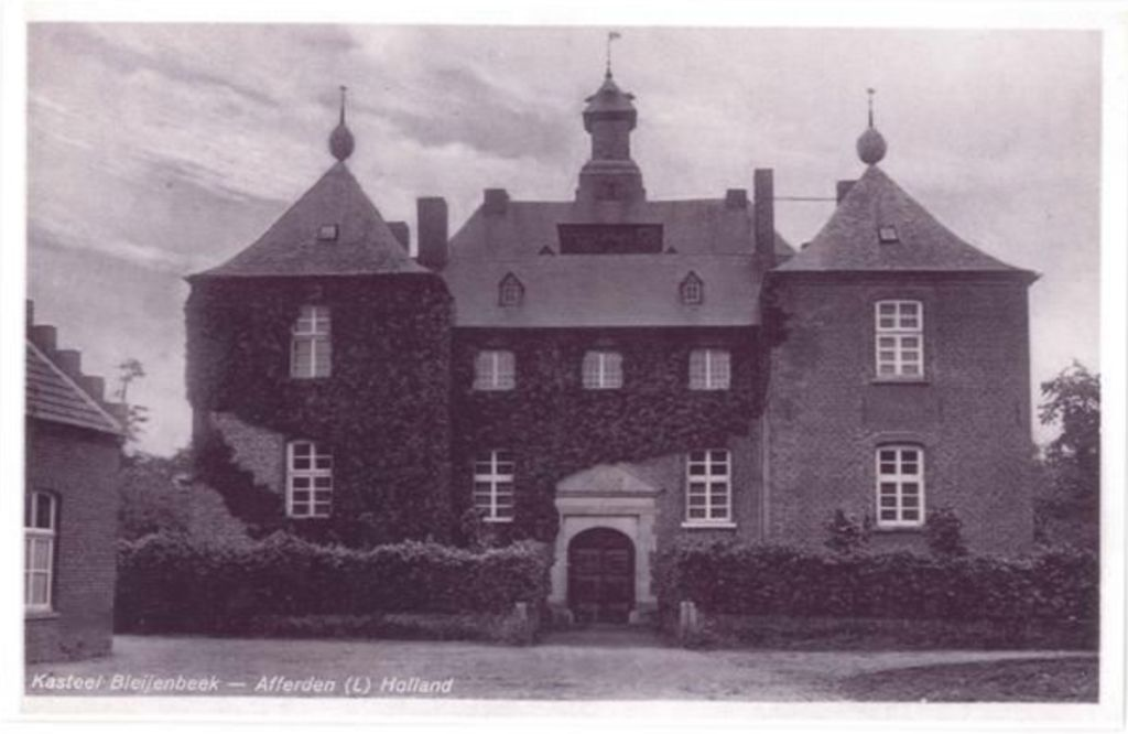Castle Bleijenbeek