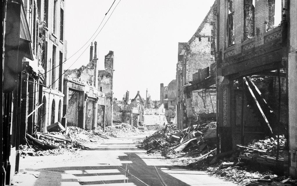 Execution of citizens of Arnhem