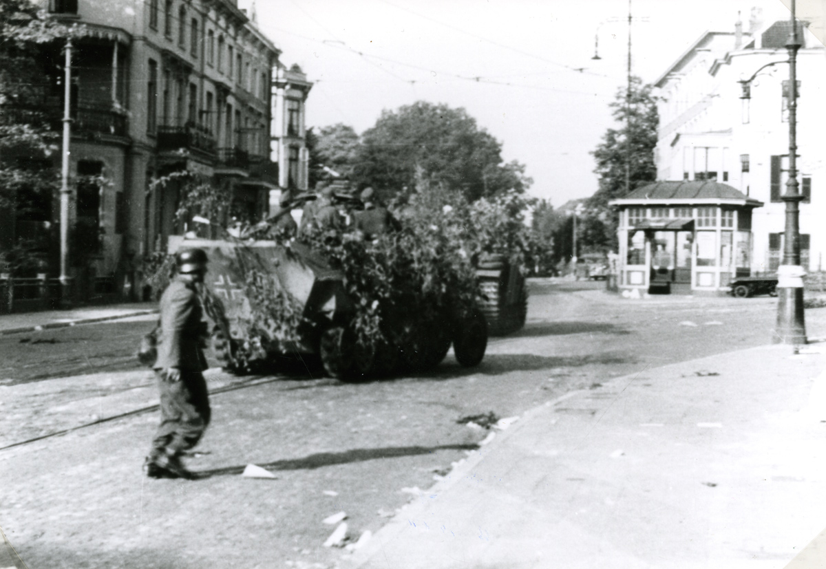 The war in Arnhem