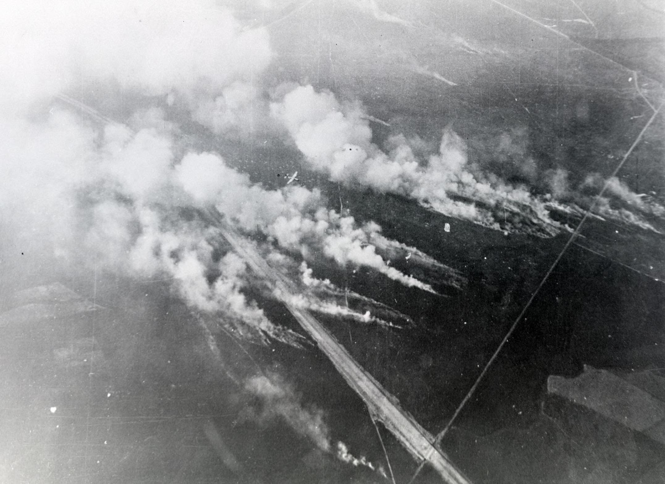 Airborne landings on the Ginkel Heath